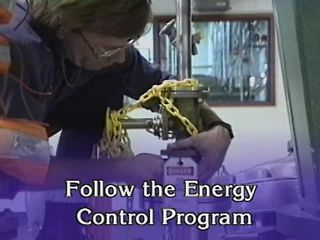 Energy Isolation & Control (Lockout/Tagout) Training