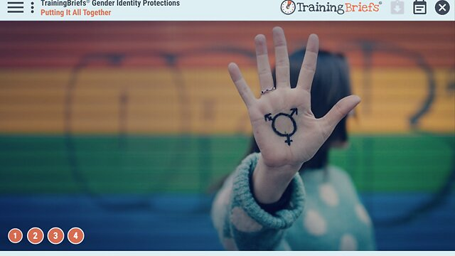 TrainingBriefs™ Gender Identity Protections