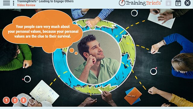 TrainingBriefs™ Leading to Engage Others