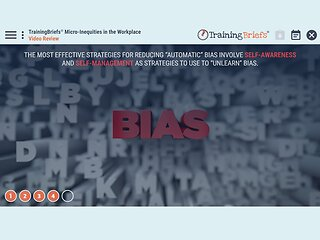 TrainingBriefs™ Micro-Inequities in the Workplace