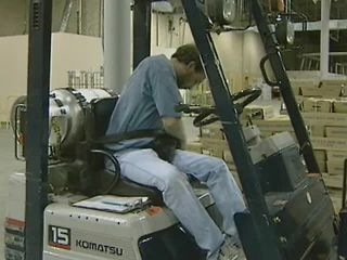 Lift Truck Inspections: Internal Combustion Engines™
